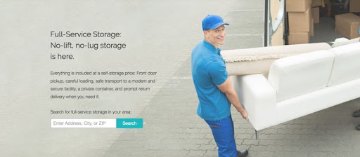 Moving and Storage Service «SpareFoot», reviews and photos