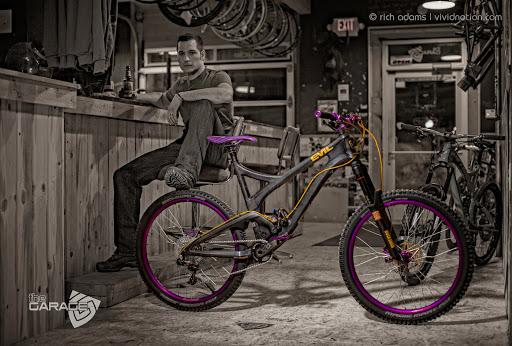 Bicycle Repair Shop «The Garage», reviews and photos, 334 N Jackson St, Helena, MT 59601, USA