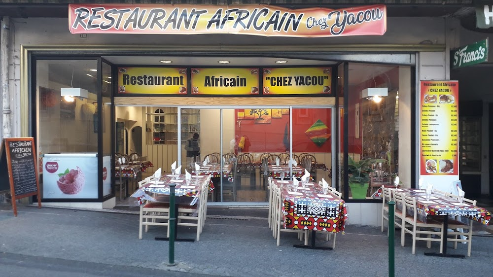photo du resaurant Restaurant Africain CHEZ YACOU