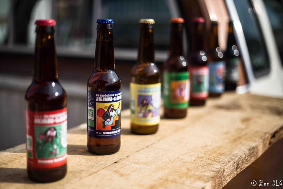 photo du resaurant Jean Louis la bière - Brasserie bio artisanale
