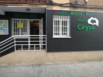 imagen de masajista Ciryax
