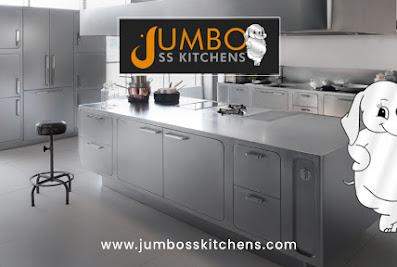 Jumbo Stainless Steel Modular KitchensVisakhapatnam