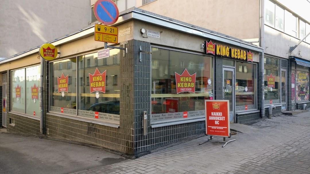 King Kebab Kallio