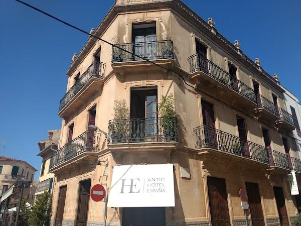 Antic H. España