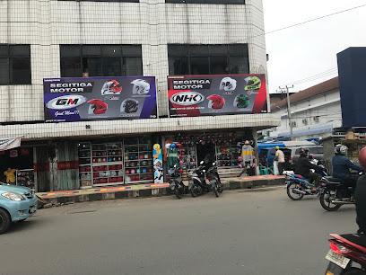Segitiga Helm - Jl. Raden Ajeng Kartini, Bandar Lampung