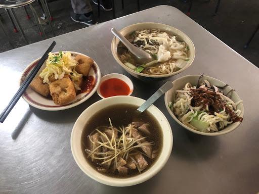 文元街陽春麵臭豆腐