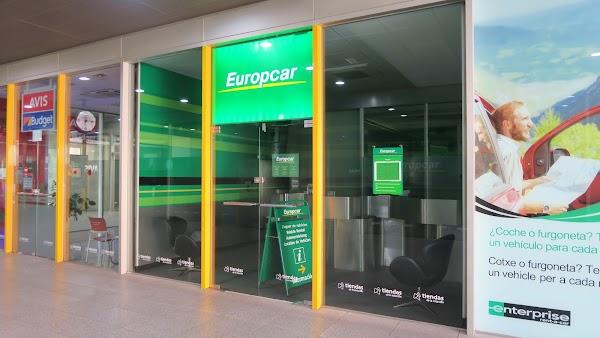 Europcar Gerona Estación De Tren
