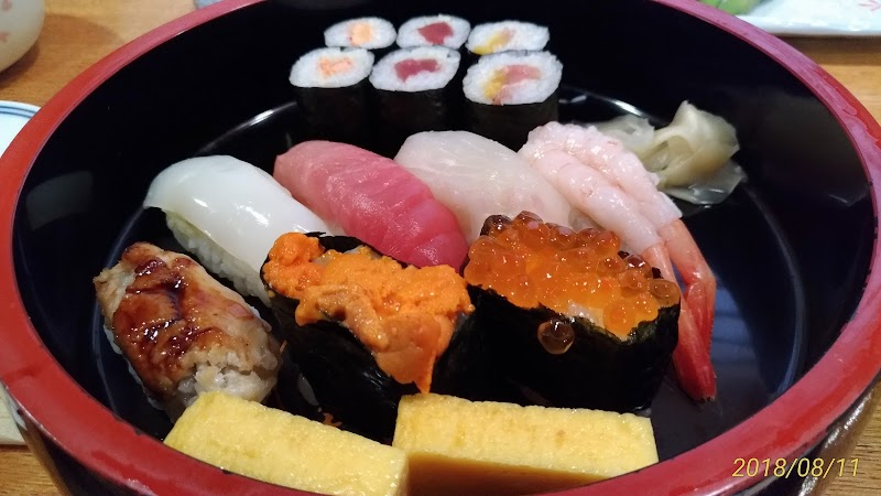 (株)信寿司