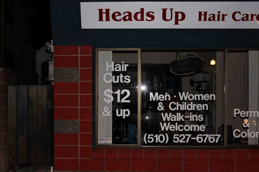 Barber Shop «Heads Up Hair Care - Haircuts/Barber», reviews and photos, 1151 Solano Ave, Albany, CA 94706, USA