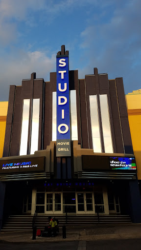 Dinner Theater «Studio Movie Grill», reviews and photos, 53 S 69th St, Upper Darby, PA 19082, USA