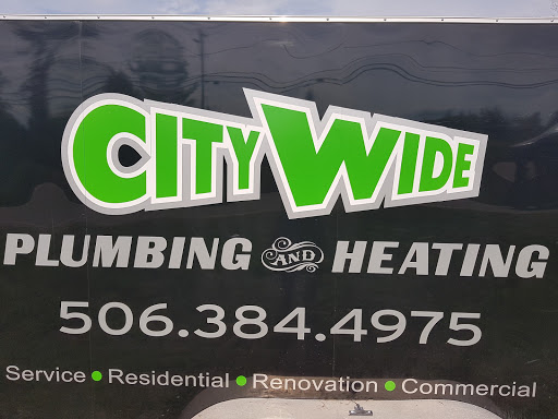 Plombier City Wide Plumbing And Heating Ltd à Moncton (NB) | LiveWay