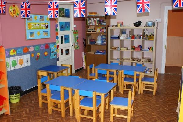 Centro de Educación Infantil FirstSteps