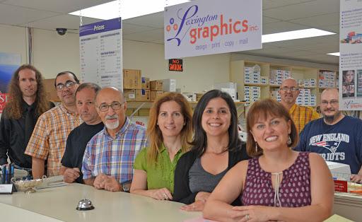 Print Shop «Lexington Graphics», reviews and photos, 76 Bedford St, Lexington, MA 02420, USA
