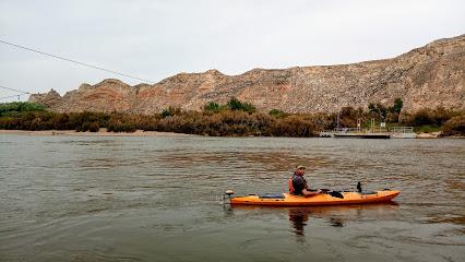 Barca de Paso de Torres de Berrellén