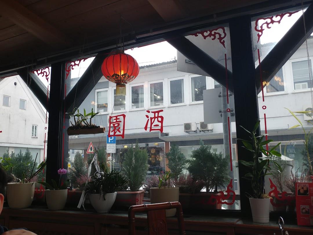 ChinaThai Bambusgarten Nguyen