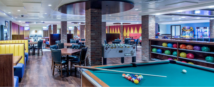 Lodge Bowling Alley