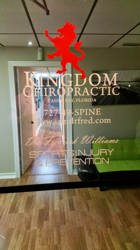 Chiropractor «Kingdom Chiropractic Tampa Bay», reviews and photos