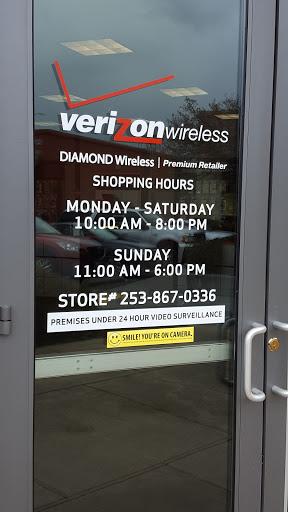 Cell Phone Store «Verizon Authorized Retailer - A Wireless», reviews and photos, 438 Ramsay Way #112, Kent, WA 98032, USA