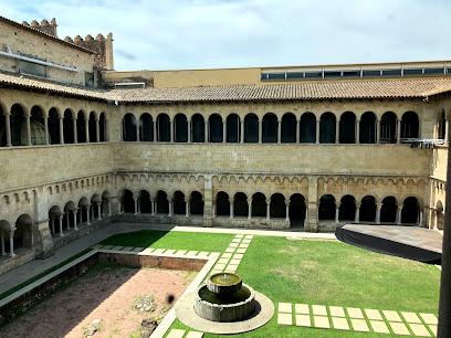 Museu de Sant Cugat - Claustre del Monestir