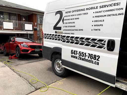 Tire Shop 2K Wheels in Milton (ON) | AutoDir