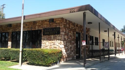 Legal Aid Clinic, 588 W 6th St, San Bernardino, CA 92410, Legal Services