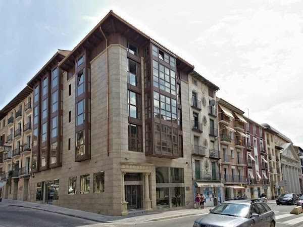 Hotel Sancho Abarca SPA Huesca