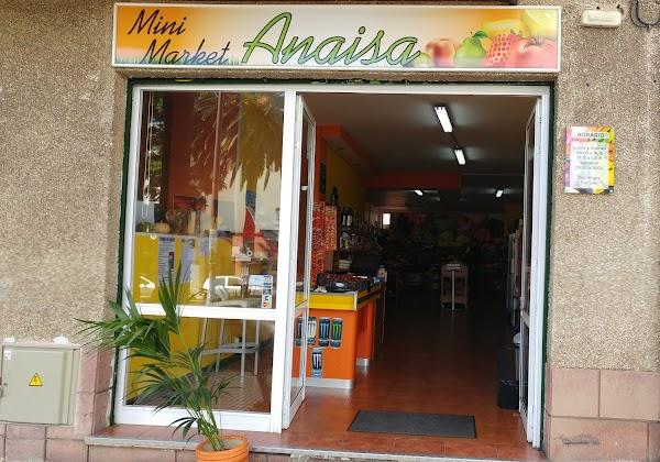 Anaisa  Minimarket en La Laguna