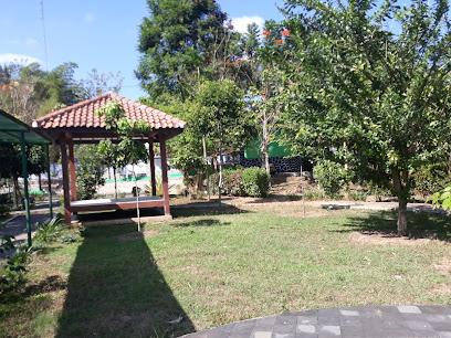 Ruang Terbuka Hijau - Taman Srikandi Banjarnegara