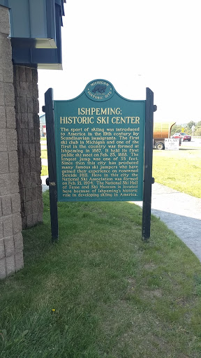 Museum «U S National Ski Hall of Fame», reviews and photos, 610 Palms Ave, Ishpeming, MI 49849, USA