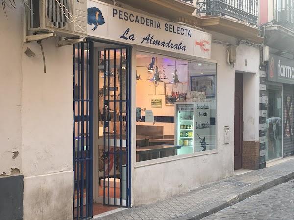Pescadería Almadraba