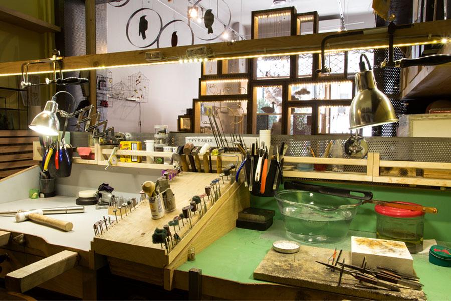 Ariadni Kypri Workshop & Gallery