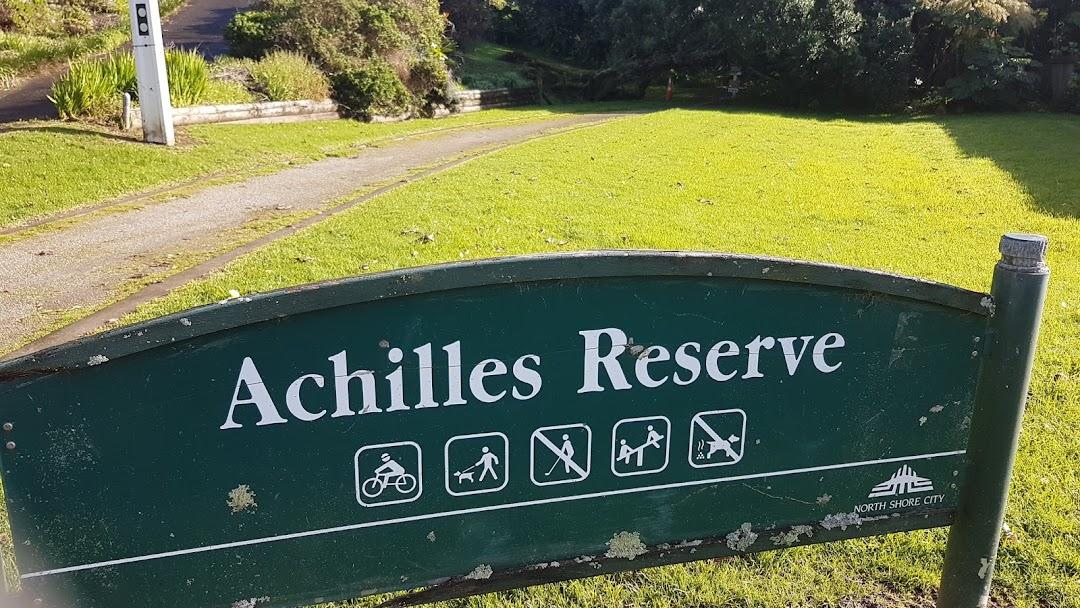 Achilles Cresent Reserve