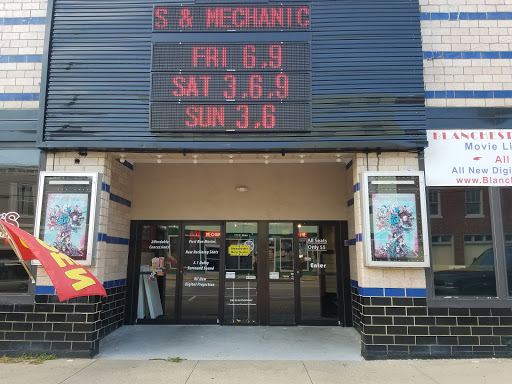 Movie Theater «Blanchester Movie Theater», reviews and photos, 115 E Main St, Blanchester, OH 45107, USA