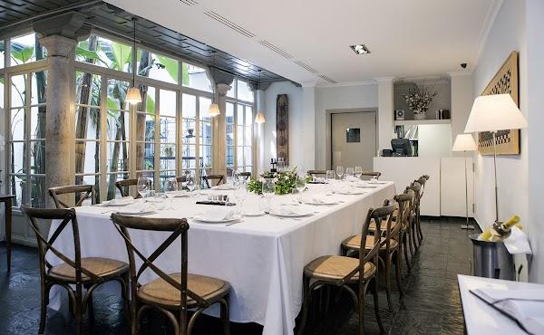 Restaurante Azahar - Sevilla