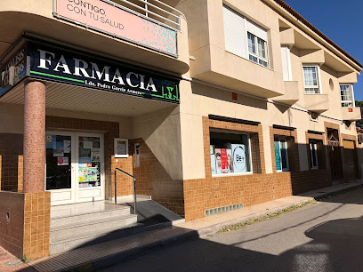 Farmacia y Laboratorio de Análisis Clínicos. Ldo. Pedro García Armero. La Murada