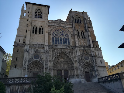 Saint Maurice Cathedral of Vienne