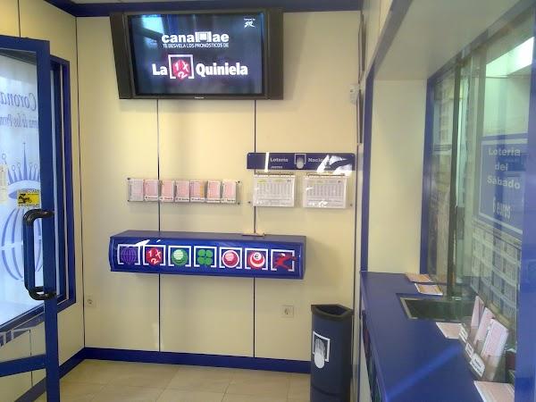 Administracion de Loterias La Coronada