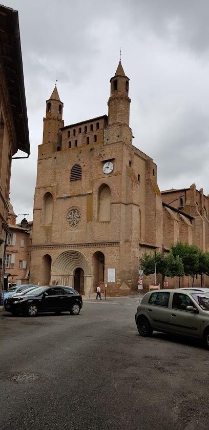 Église Notre-Dame-du-Bourg de Rabastens