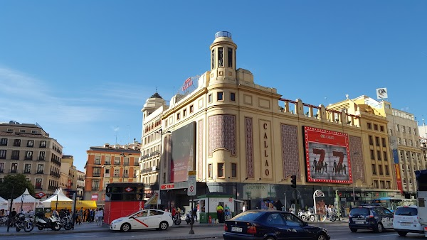 Tienda Orange Gran Vía Madrid