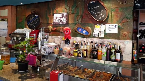 Bar - Cafetería Fragata II