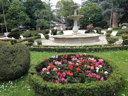 Parque de Rosalía de Castro