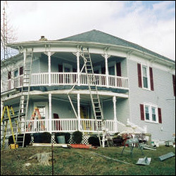 Wayne Siding & Home Improvements in Wooster, Ohio