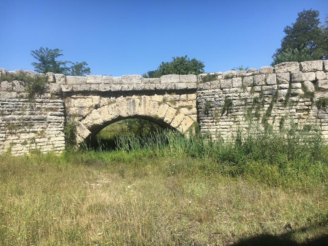 Ponte Mallio - Area Archeologica