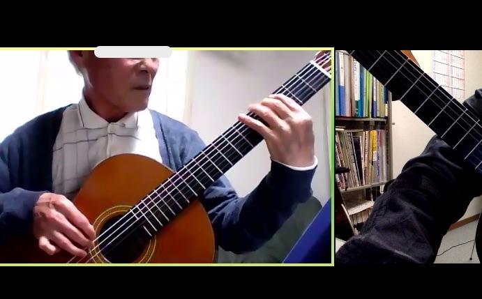田中靖二ギター教室・栗東&大津市青山+オンライン