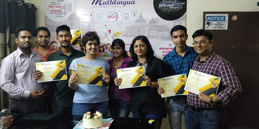 MULTILINGUA - English, German, French, Chinese Language Course and IELTS Training Institute in Delhi-img