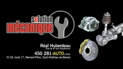 Atelier de réparation automobile Solution Mécanique à Saint-Mathieu-de-Beloeil (QC)   AutoDir
