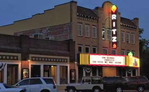 Movie Theater «Wellington Ritz Theatre Inc», reviews and photos, 902 East Ave, Wellington, TX 79095, USA