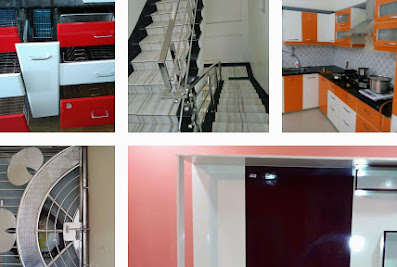NEW A1 STEEL ART AND MODULAR KITCHENNanded