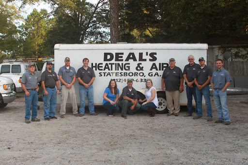 deals heating and air statesboro