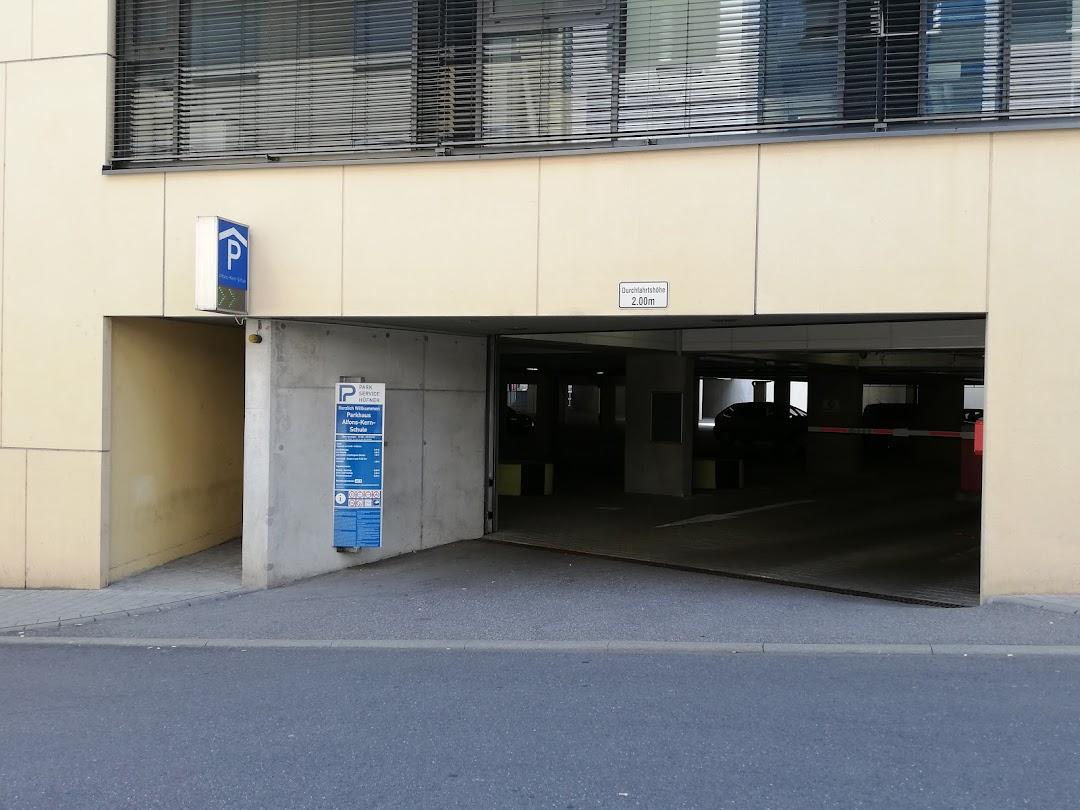 Parkhaus Alfons-Kern-Schule